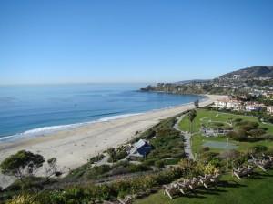 Laguna coastline, CA