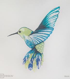 hummingbird square by design