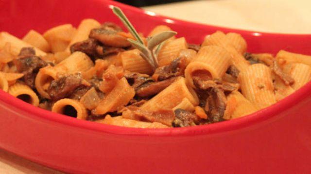 Mushroom Ragu